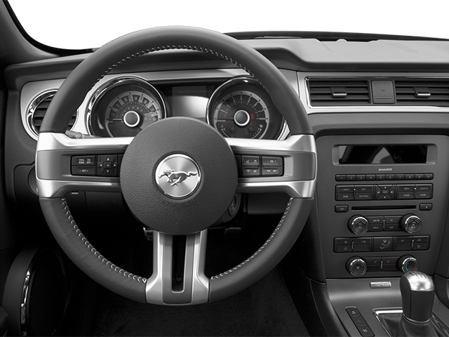 for 2015 mustang interior dimensions